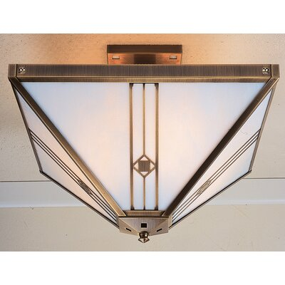 Utopian Semi Flush Mount