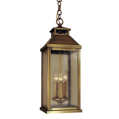 Canterbury 3-Light Foyer Pendant