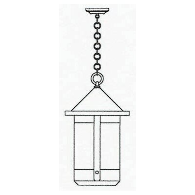 Berkeley 1-Light Mini Pendant Shade Color: Rain Mist