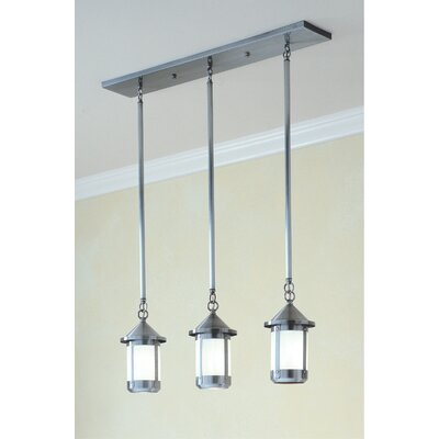 Berkeley 3-Light Kitchen Island Pendant