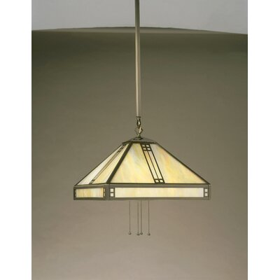Prairie 1-Light Foyer Pendant