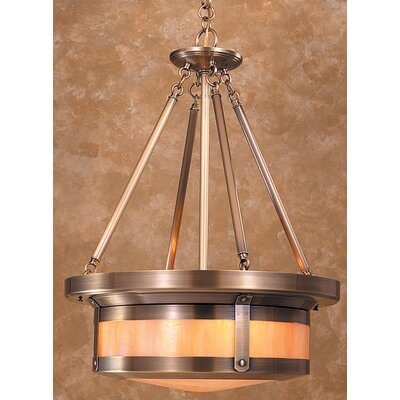 Berkeley 4-Light Drum Pendant