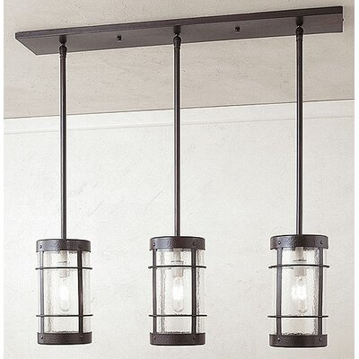 Valencia 3-Light Kitchen Island Pendant