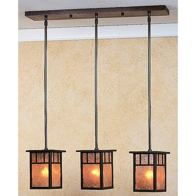 Huntington 3-Light Island Pendant