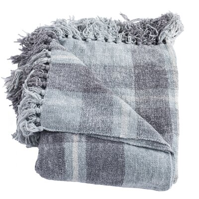 WovenWorkz Joni Throw Blanket - Color: Sky at Sears.com