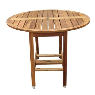Atlantic Outdoor Round Folding Dining Table at Sears.com