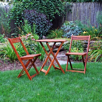 Outdoor Bistro Sets on Atlantic Outdoor Bistro Set In Natural Best Price