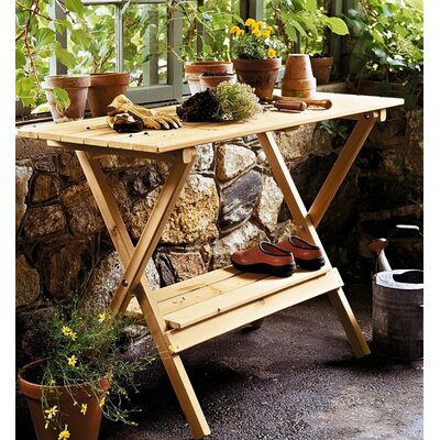 Atlantic Outdoor Simple Potting Coffee Table at Sears.com