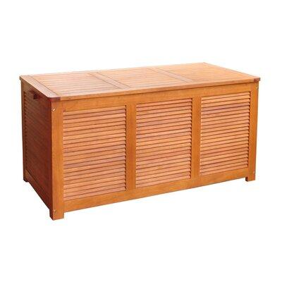 Atlantic Outdoor Outdoor Eucalyptus Deck Box