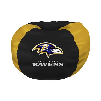 NFL Bean Bag Chair NFL Team: Baltimore Ravens