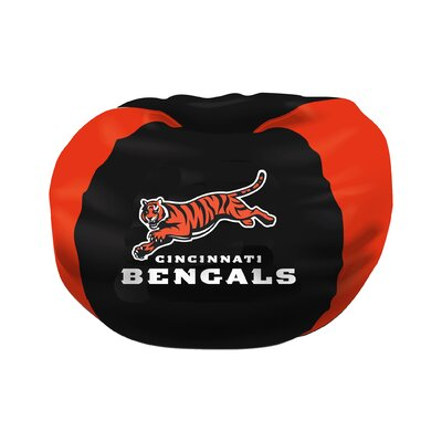 NFL Bean Bag Chair NFL Team: Cincinnati Bengals