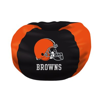 NFL Bean Bag Chair NFL Team: Cleveland Browns