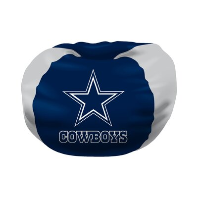 NFL Bean Bag Chair NFL Team: Dallas Cowboys