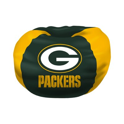 NFL Bean Bag Chair NFL Team: Green Bay Packers