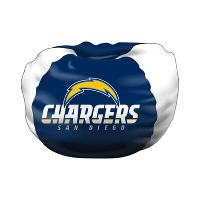 NFL Bean Bag Chair NFL Team: San Diego Chargers