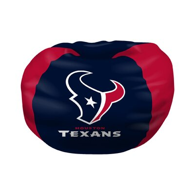 NFL Bean Bag Chair NFL Team: Houston Texans