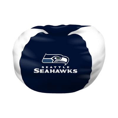 NFL Bean Bag Chair NFL Team: Seattle Seahawks