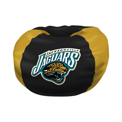 NFL Bean Bag Chair NFL Team: Jacksonville Jaguars