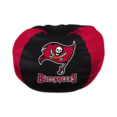 NFL Bean Bag Chair NFL Team: Tampa Bay Buccaneers