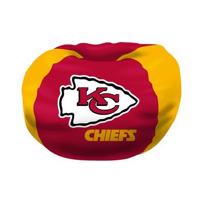 NFL Bean Bag Chair NFL Team: Kansas City Chiefs