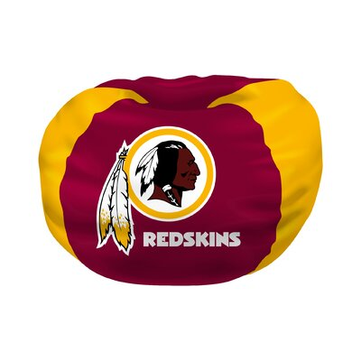 NFL Bean Bag Chair NFL Team: Washington Redskins