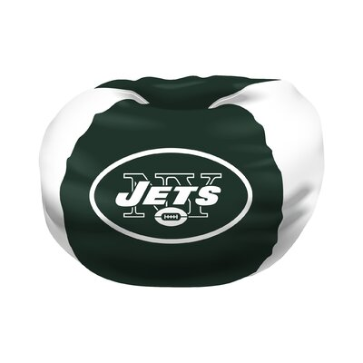 NFL Bean Bag Chair NFL Team: New York Jets