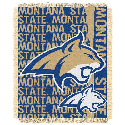 Collegiate Montana State Double Play Throw