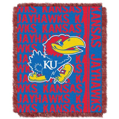 Collegiate Kansas Double Play Throw