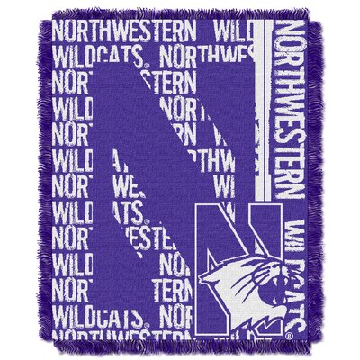 Collegiate Northwestern Double Play Throw