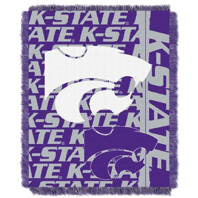 Collegiate Kansas State Double Play Throw
