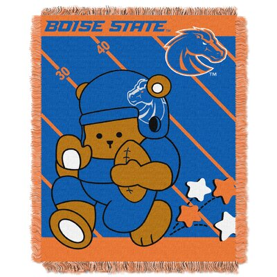 Collegiate Boise State Baby Throw
