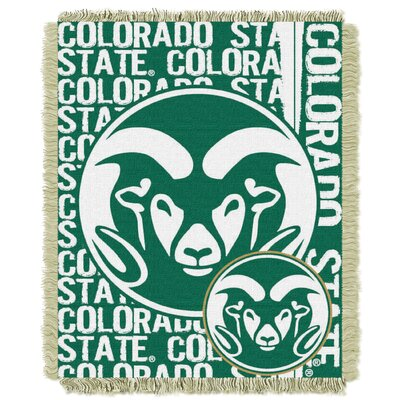Collegiate Colorado State Double Play Throw