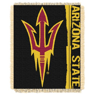 Collegiate Arizona State Double Play Throw