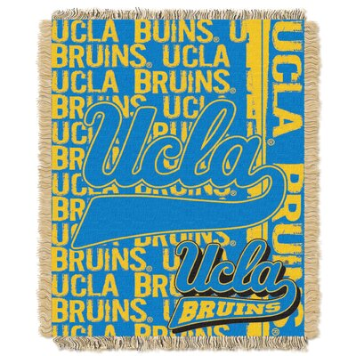 Collegiate UCLA Double Play Throw