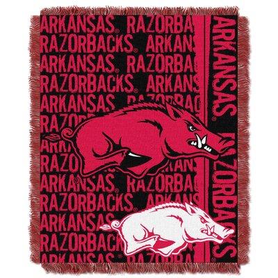 Collegiate Arkansas Double Play Throw
