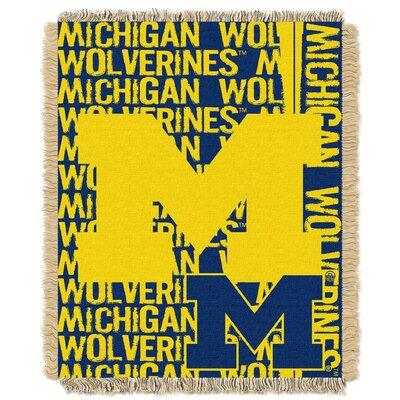 Collegiate Michigan Double Play Throw