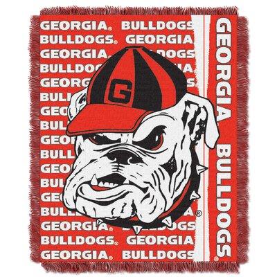 Collegiate Georgia Double Play Throw