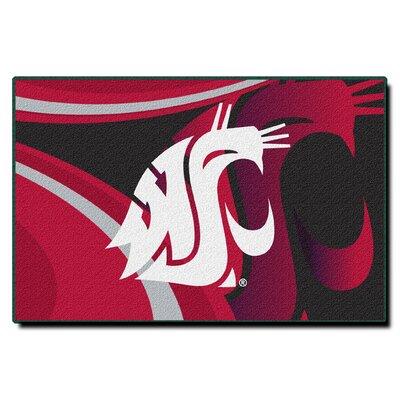 Collegiate Washington State Cosmic Mat