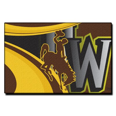 Collegiate Wyoming Cosmic Mat