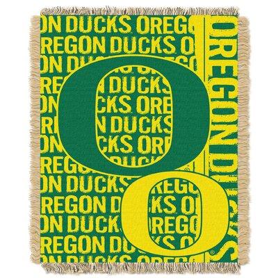 Collegiate Oregon Double Play Throw