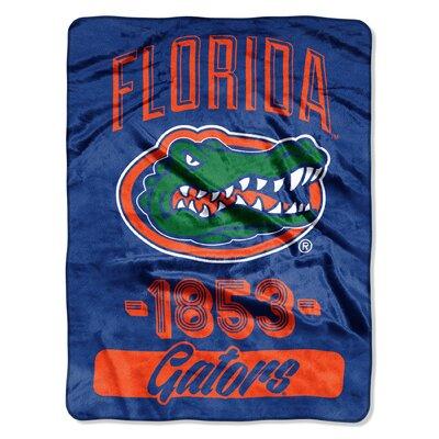 Collegiate Florida Varsity Raschel Throw