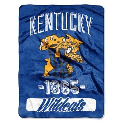 Collegiate Kentucky Varsity Raschel Throw