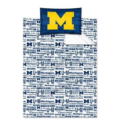 Collegiate Anthem Michigan Sheet Set