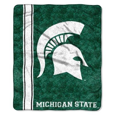 Collegiate Michigan State Sherpa Throw