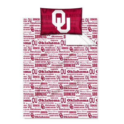 Collegiate Anthem Oklahoma Sheet Set