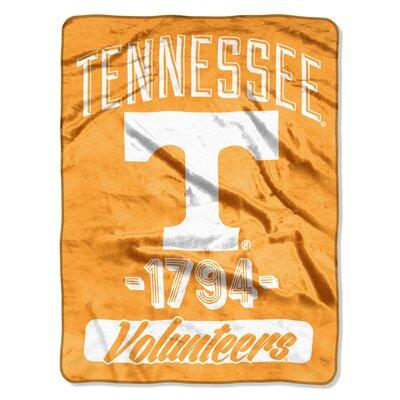 Collegiate Tennessee Varsity Raschel Throw