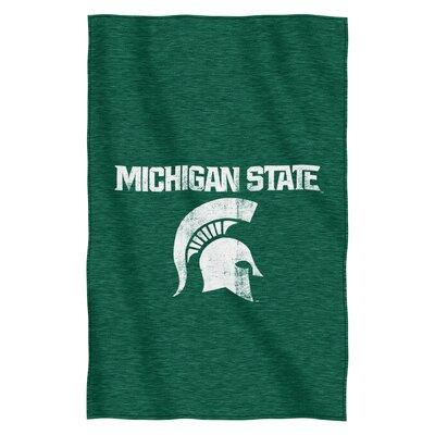 Collegiate Michigan State Blanket