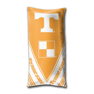 Collegiate Tennessee Folding Body Pillow