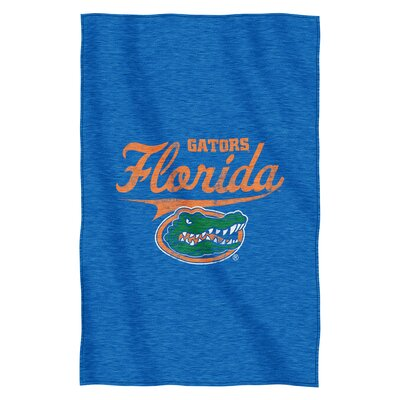 Collegiate Florida Throw Blanket