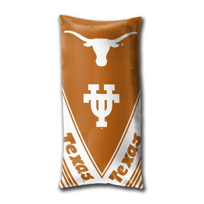 Collegiate Texas Folding Body Pillow